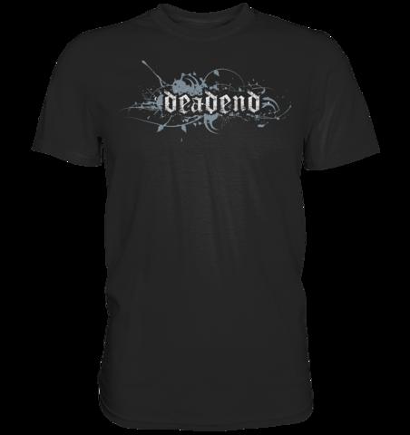 Dead End Finland - Logo -  T-Shirt