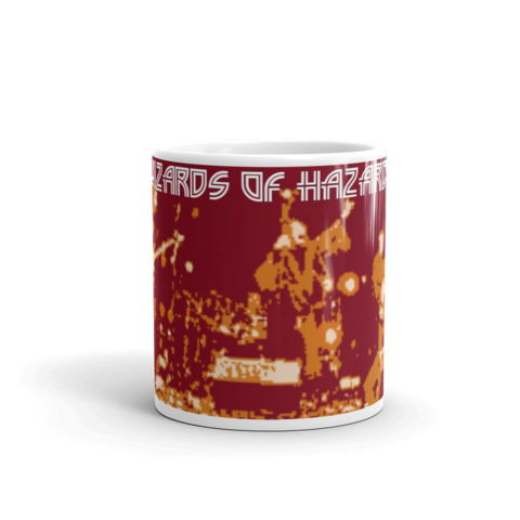 Wizards of Hazards - Mug