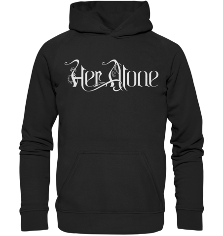 Her Alone - College Hoodie
