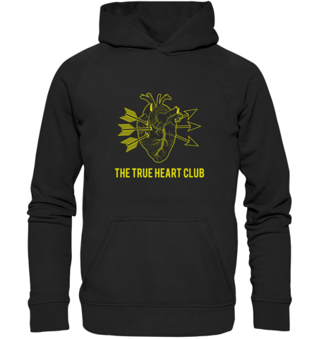 Henri Flame - The Tru Heart Club - College Hoodie
