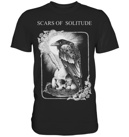 Scars of Solituce - Crow - T-Shirt
