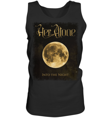 Her Alone - Into The Night - Tank Top