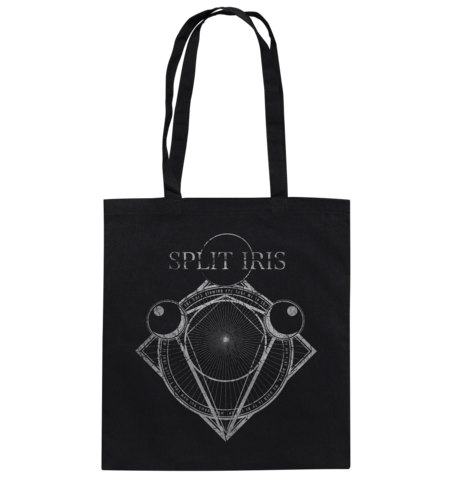 Split Iris - Tote Bag