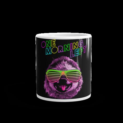 One Morning Left - Party Sloth - Mug