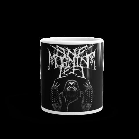 One Morning Left - Black Metal Sloth - Mug