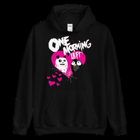 One Morning Left - Panda <3 Penguin - College Hoodie