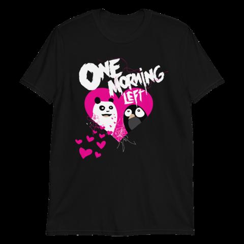 One Morning Left - Panda <3 Penguin - T-Shirt