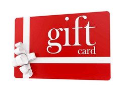 Gift card - 25 €