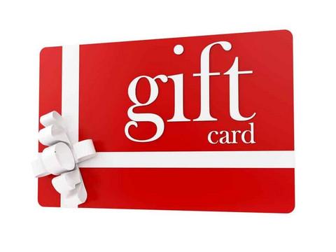 Gift card - 50 €