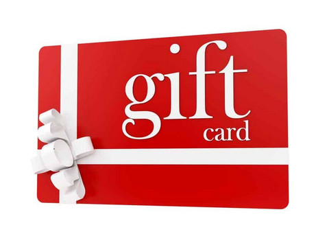 Gift card - 200 €
