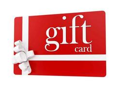 Gift card - 300 €