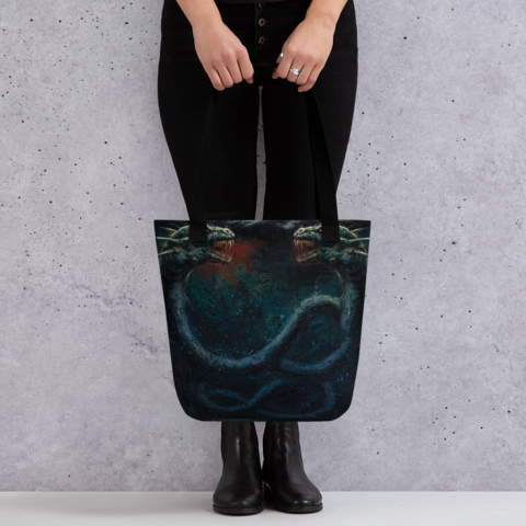 Tote Bags - All Over Printed Collection - 500 pcs