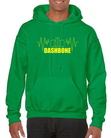 Dashbone - Pulse - College Hoodie