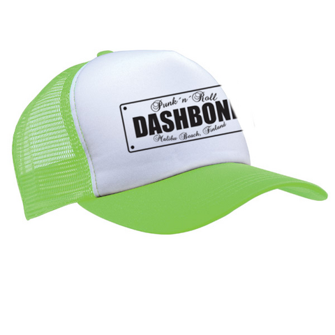 Dashbone - License Plate - Trucker lippis