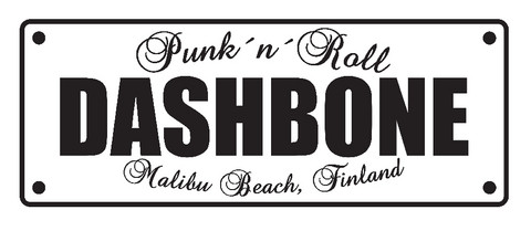 Dashbone License Plate - Cup [LIMITED EDITION]