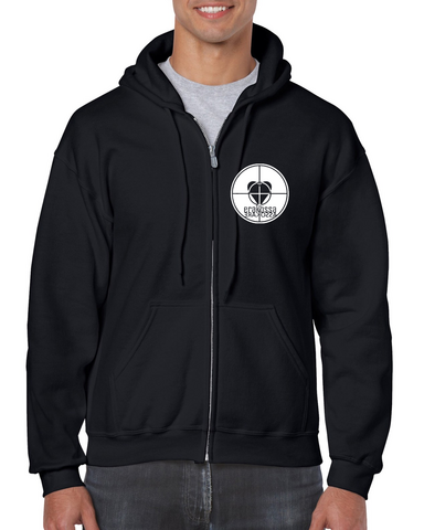 Erakossa - Aim At The Heart - Zipper Hoodie