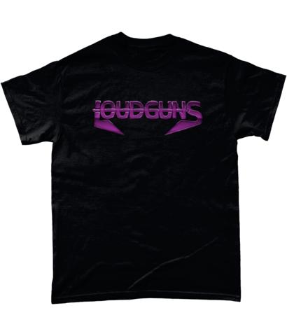 Loudguns - T-Paita