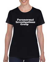 Paranormal Investigations Group - T-Paita