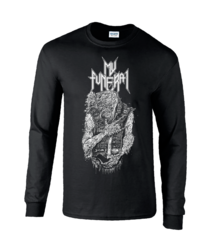 My Funeral - Thrash Zombie- Long Sleeve shirt