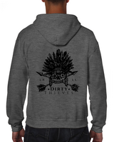 Dirty Thieves - Zipper Hoodie