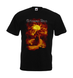 Crimson Sun - Towards The Light - T-Shirt