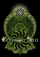 Crimson Sun - The Spirit Of Unchainable - T-Paita