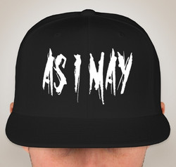 As I May - Snapback Cap