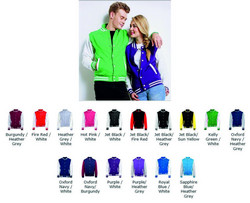 Jackets - College Collection - 250 pcs
