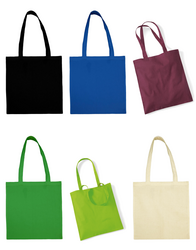 Tote Bags - Cotton Collection - 100 pcs