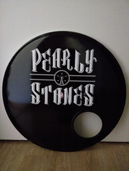 Drumskin (with custom print)