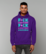 One Morning Left - F*CK - College Hoodie
