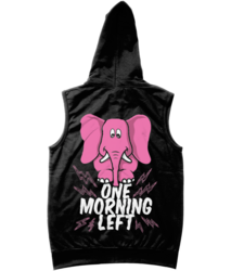 One Morning Left - Elephant - Hihaton vetoketjuhuppari