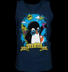One Morning Left - Penguin - Tank Top