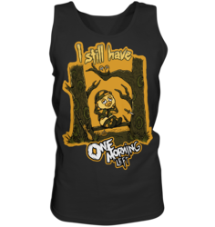 One Morning Left - Pig - Tank Top