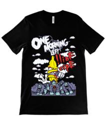 One Morning Left - Banana - T-Shirt