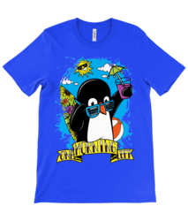 One Morning Left - Penguin - T-Shirt