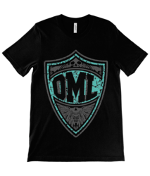 One Morning Left - Shield - T-Shirt