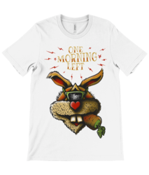 One Morning Left - Rabbit - T-Shirt