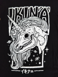Ikinä - Unicorn - T-Shirt