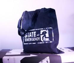 State of Emergency - Tote Bag