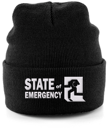 State of Emergency - Beanie - Cuffed