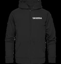 SkiZma - Anthrovoid - Zipper Hoodie