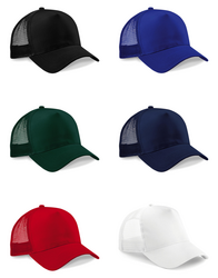 Caps - Trucker Collection - 100 pcs