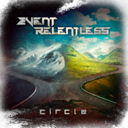 Event Relentless - Circle - T-Paita