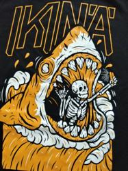 Ikinä - Hai - T-Shirt