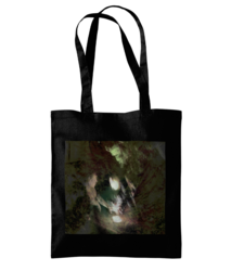 Malamujér - Red Flowers Don't Blue - Tote Bag
