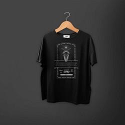 Kaaoszine - Vuohi - T-Shirt