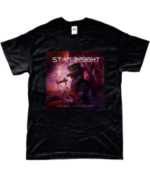 Star Insight - Across the Galaxy - T-Paita
