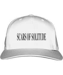 Scars of Solitude - Trucker lippis