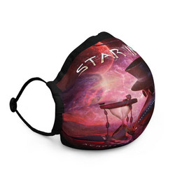 Star Insight - Across the Galaxy - Face mask